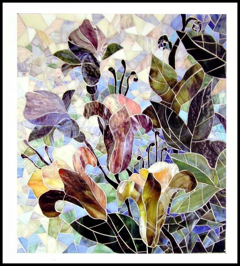 картины мозаики из стекла фото мужские украшения представлены