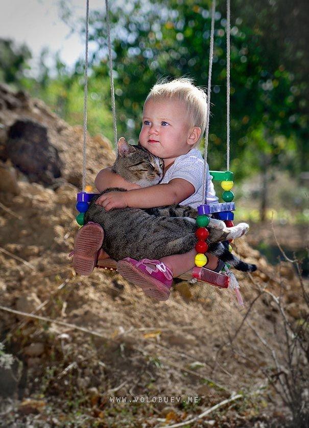 Шуточные картинки с детьми, красивая