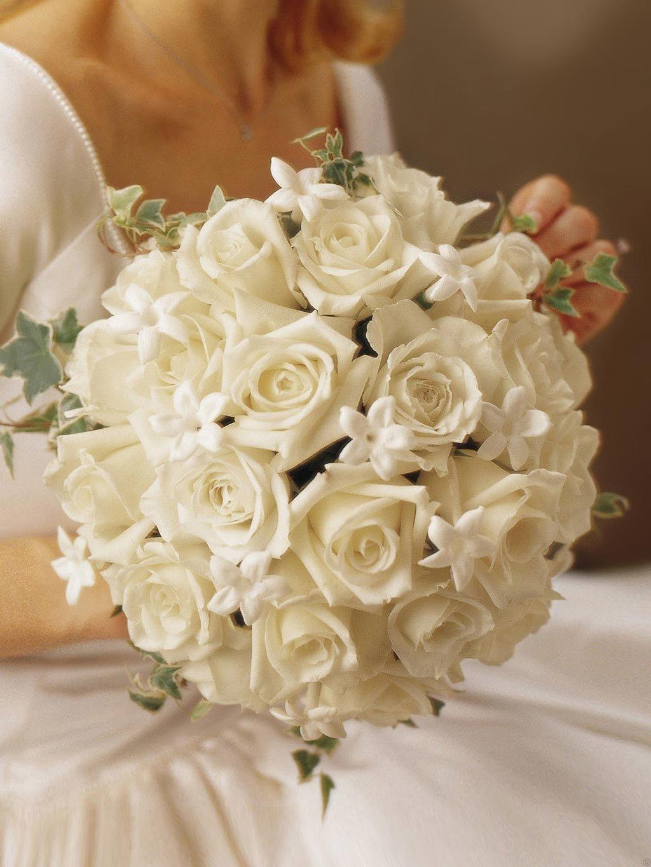 Оптом закупка, красивое оформление свадебных букетов фото
