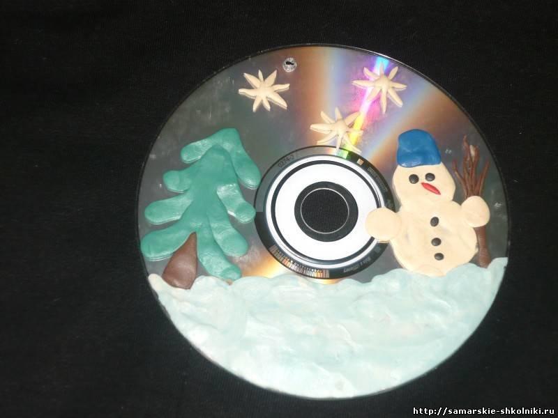 Открытки на диске сделать