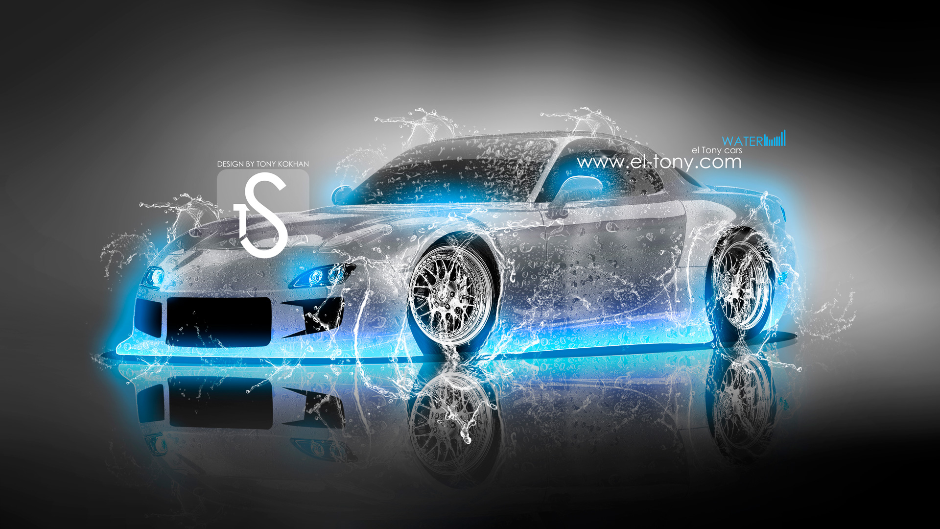 Mazda Rx7 Jdm Water Car Blue Neon 2013 Hd Wallpapers By Tony Kokhan 2014 Charger Wiring Diagram El Tonycom 19201080 Card From User Tonykokhan