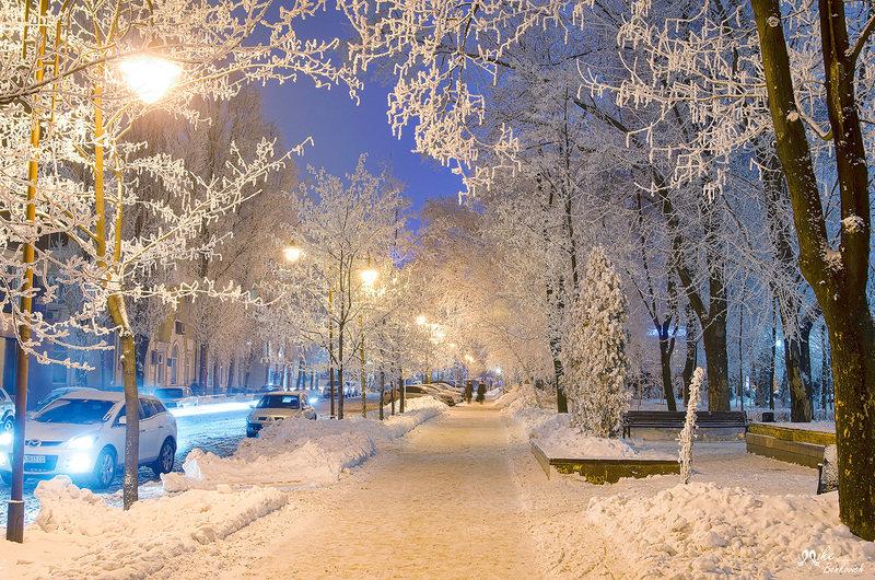 Все картинки зимы в городе несколько аварий