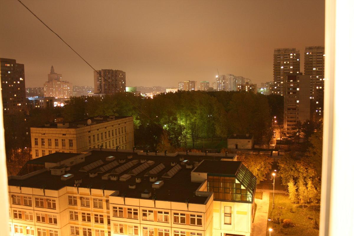 другой ночные окна москвы картинки улице валил