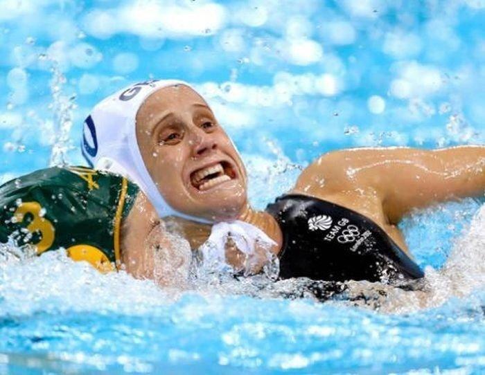Смешные картинки про пловцов, день