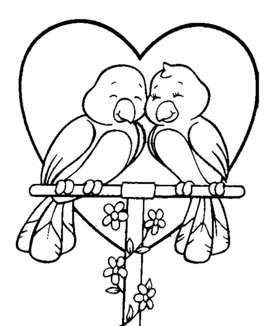 Добрым, открытки на день святого валентина картинки карандашом