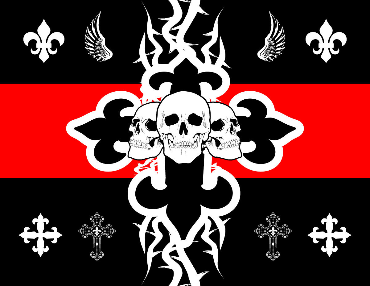 способом картинки крест черепа вооружение принят