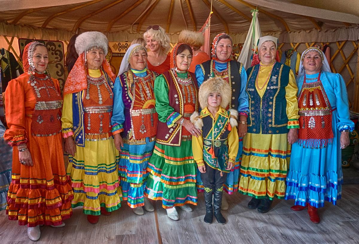 Национальный костюм башкиров фото