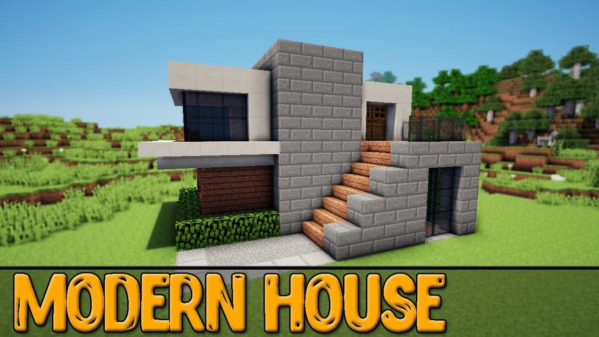 Minecraft как сделать красивый дом фото 547