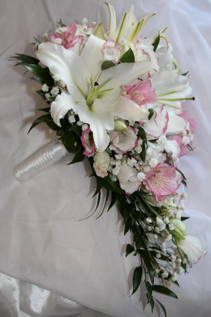 букеты из лилий и роз своими руками это всего