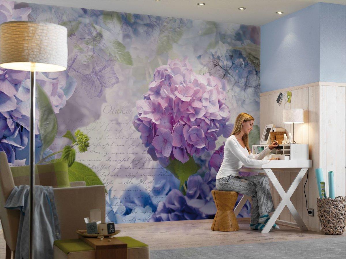 Картинки с цветами на стену, именные