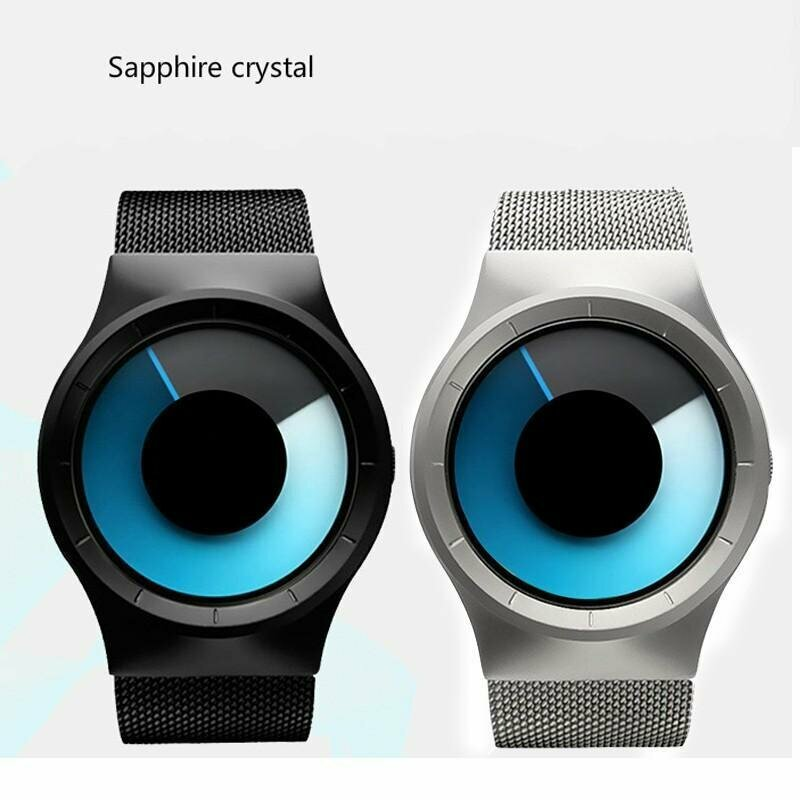 Футуристические часы Geekthink M01 в Коломне