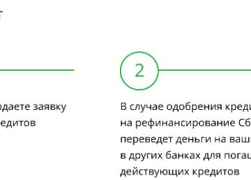 заявка на рефинансирование кредита в сбербанке онлайн сообщение на тему кредиты юр физ лиц