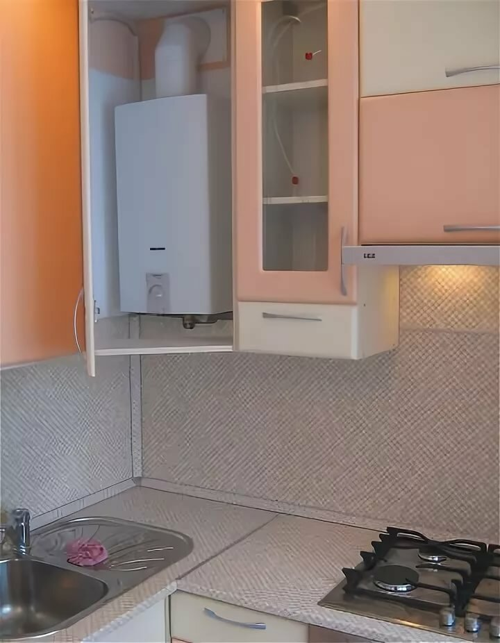 парк картинки кухни с колонкой просто