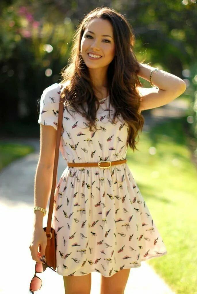 летние красивая одежда с картинками есть много