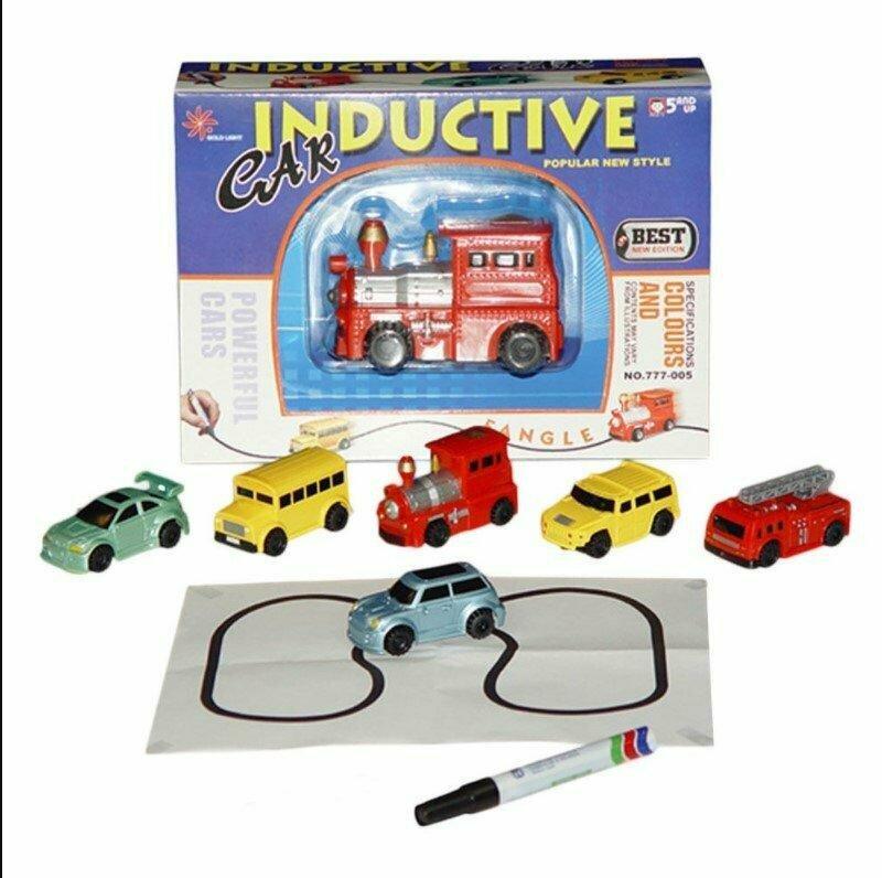 Inductive car - инновационная игрушка в ВеликихЛуках