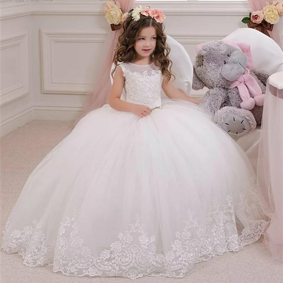 Свадебный салон интернет магазин детские бальные платья, букет калл