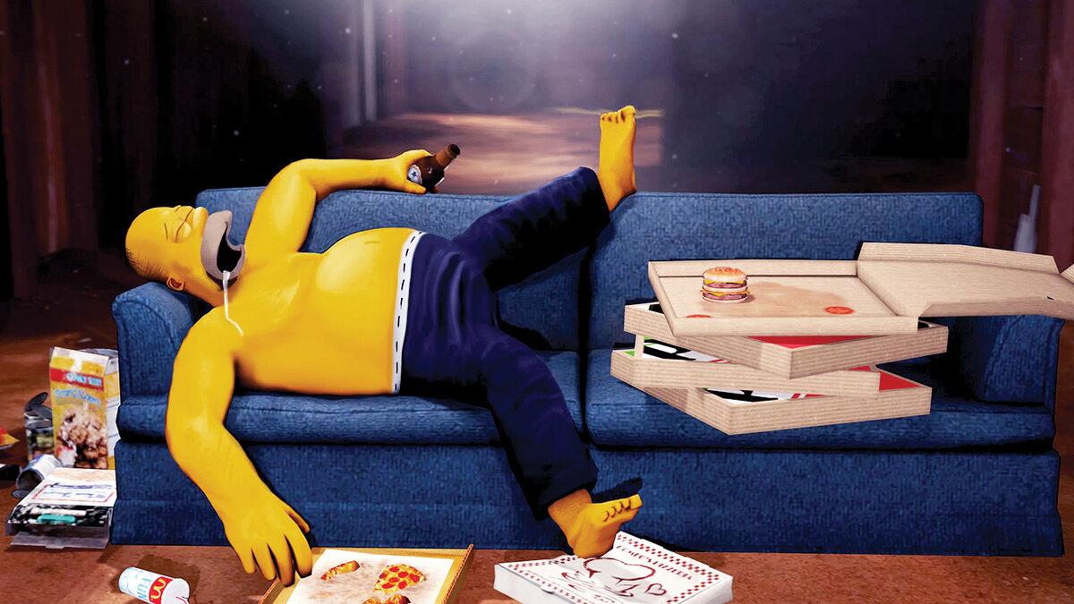На диване смешные картинки