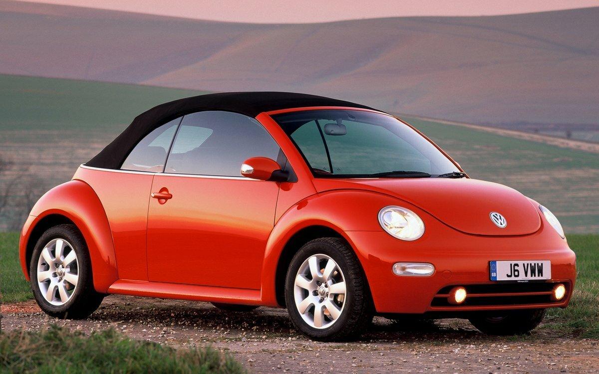 Картинки авто жук