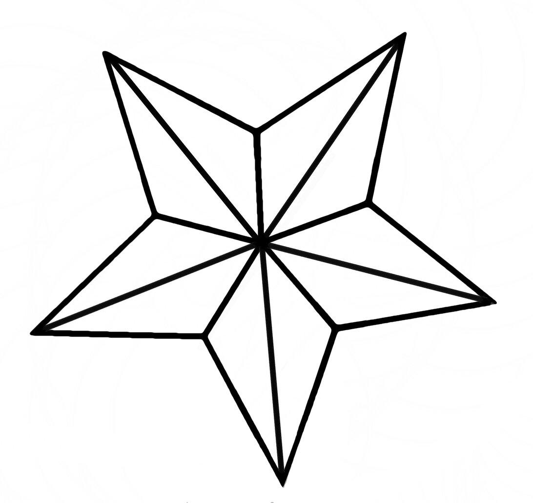 крутые картинки звезды для рисования
