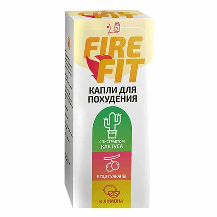Fire Fit капли для похудения в Ухте
