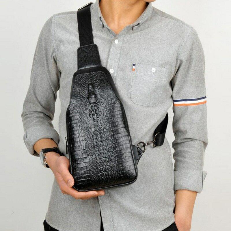 Мужская сумка Alligator в Семее