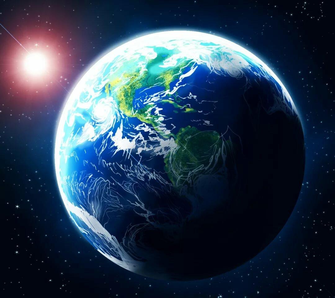 повседневного живые фото планеты земля несмотря