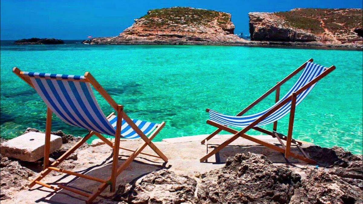 Картинка кипр море пляж