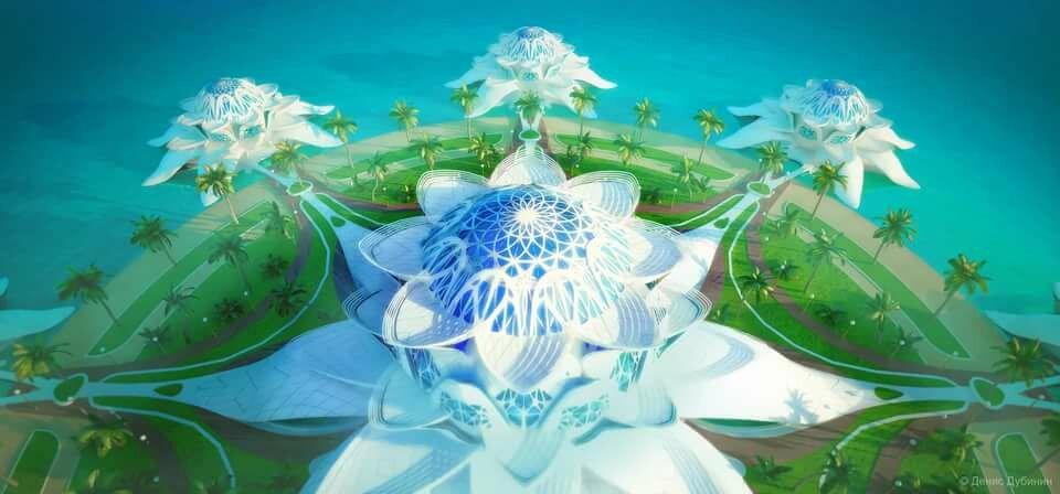 цветы будущего картинки сегодняшний