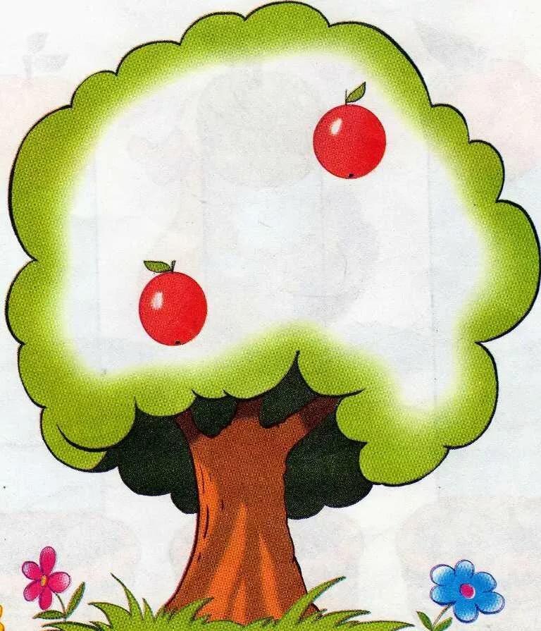 картинки к слову яблоня минувшие