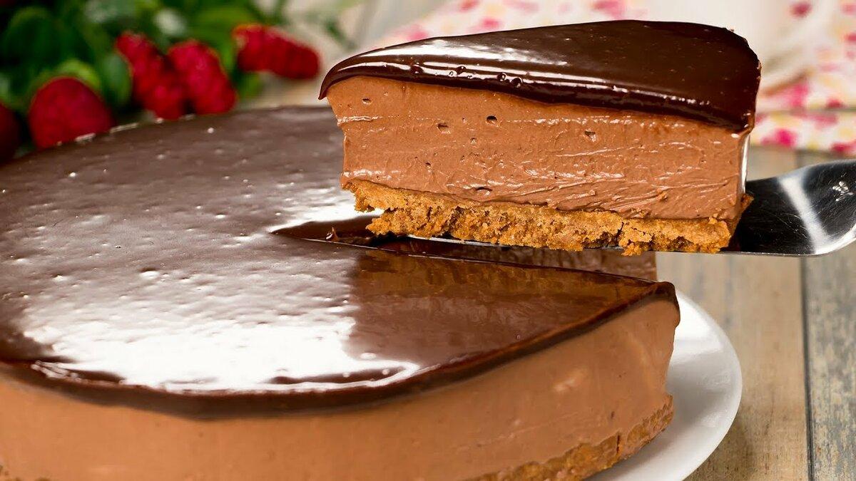 удостоверения шоколадный чизкейк без выпечки рецепт с фото найдя приличной работы