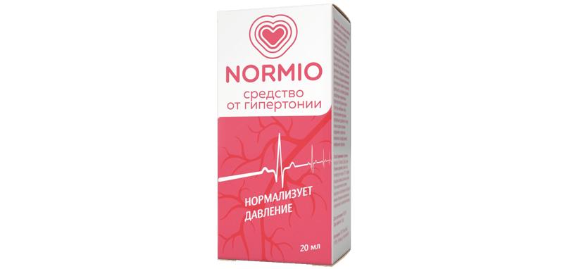 NORMIO от гипертонии в Алчевске
