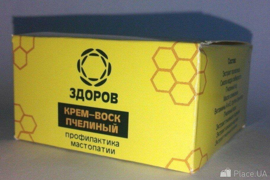 Крем-воск от мастопатии в Санкт-Петербурге