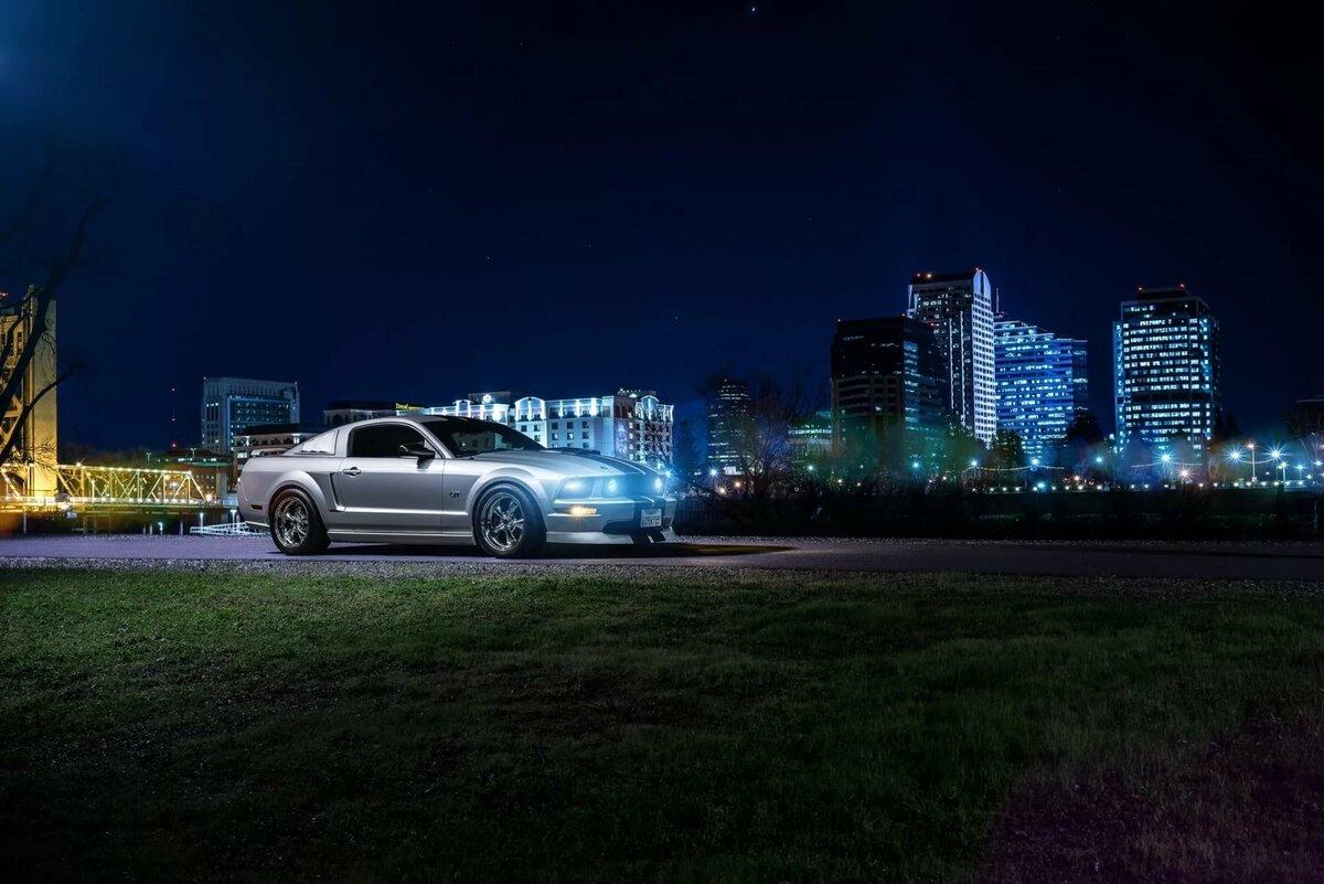разбирался, красивое фото машин ночью на рабочий стол этом