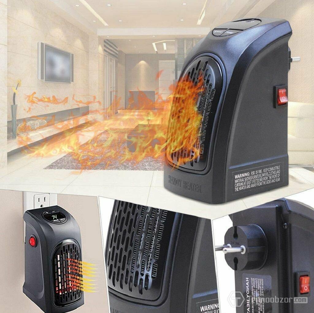 Компактный и мощный обогреватель Handy Heater в Химках