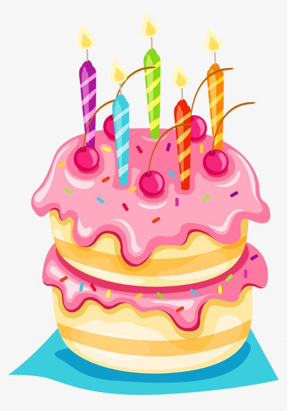 День рождения картинки вектор