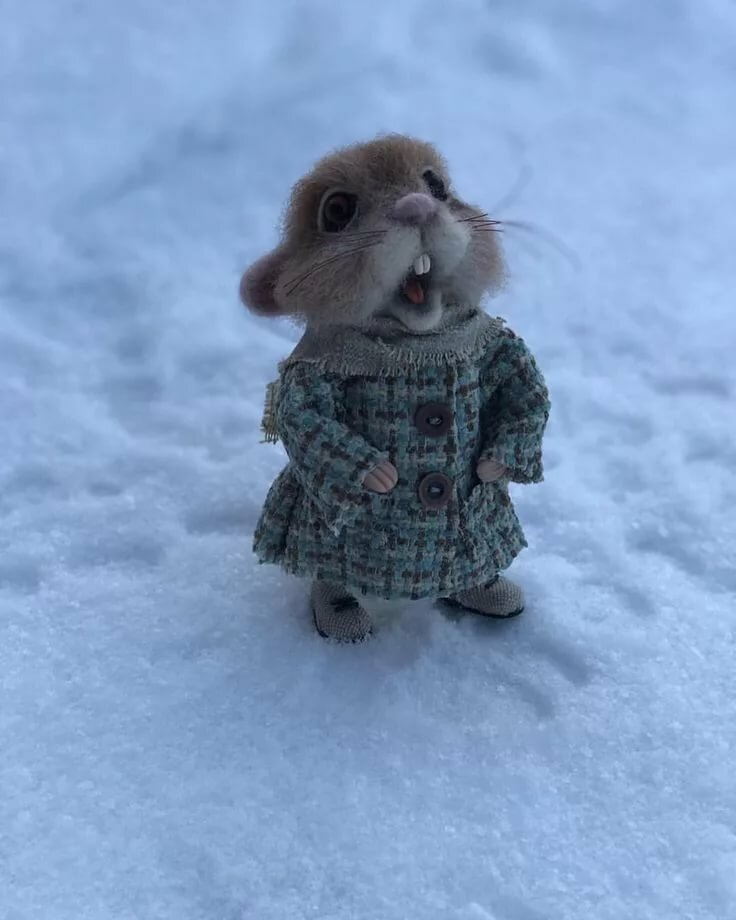просматривая картинка доброе утро прикольная зима день российской