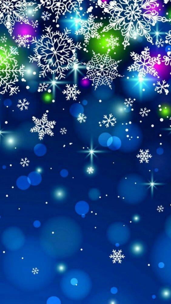Картинка на заставку в вайбере зима