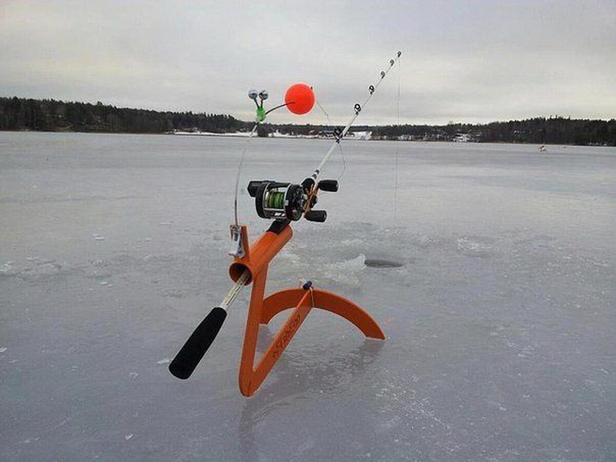 Удочки для зимней рыбалки на щуку
