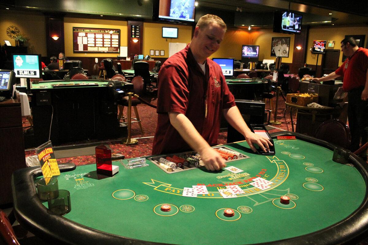 Үлкен казино хинкли