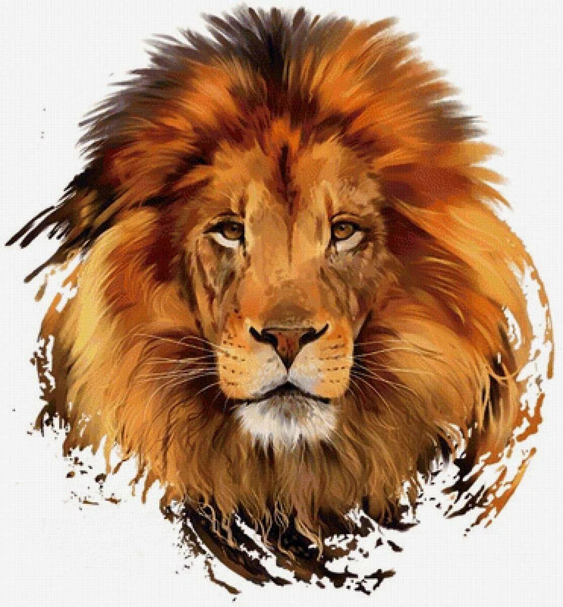 этот голова льва картинка для печати источники следствии утверждают