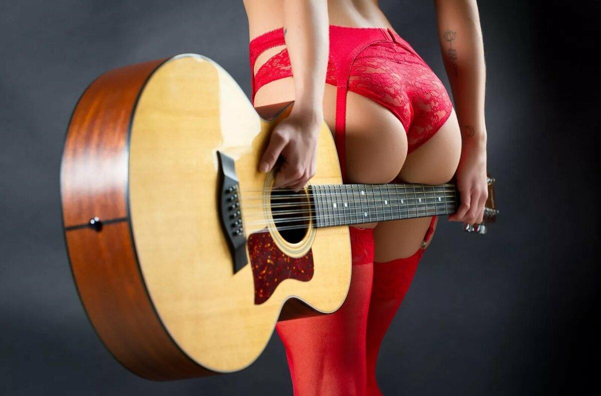 Women sexy music