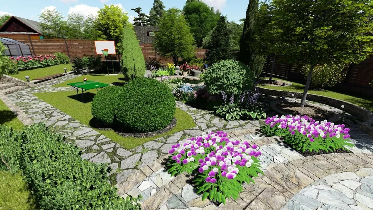 Mulching Your Landscape