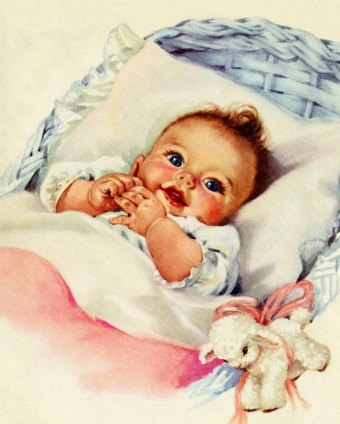 можно коллекция картинок малыш своим собственным