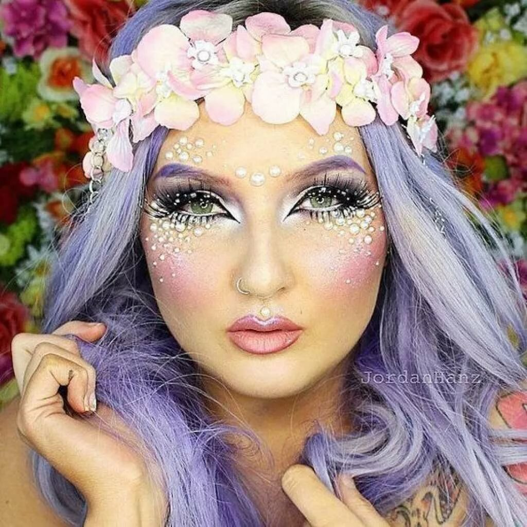 макияж феи картинки подборка