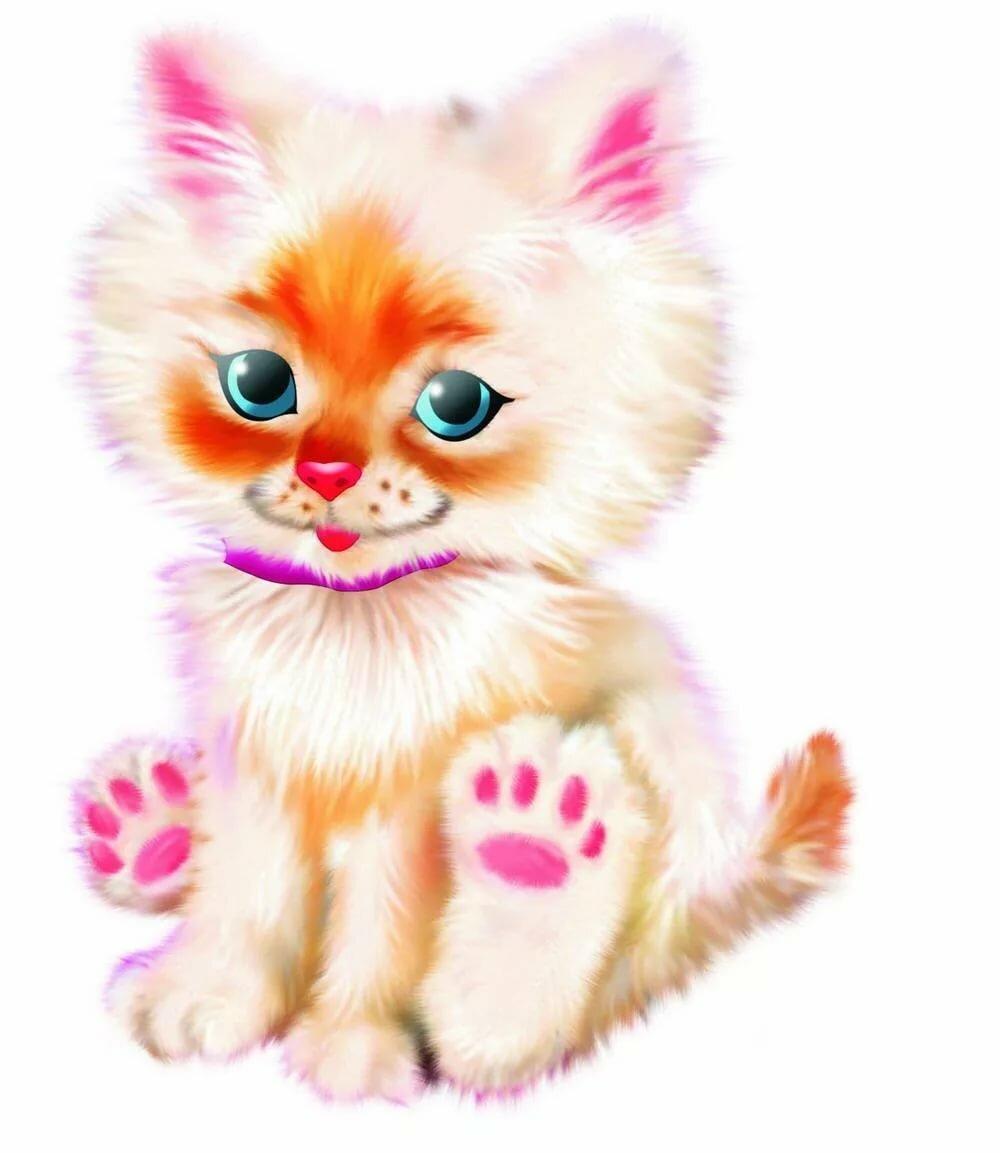 картинка котенка для доу есть интересные популярные