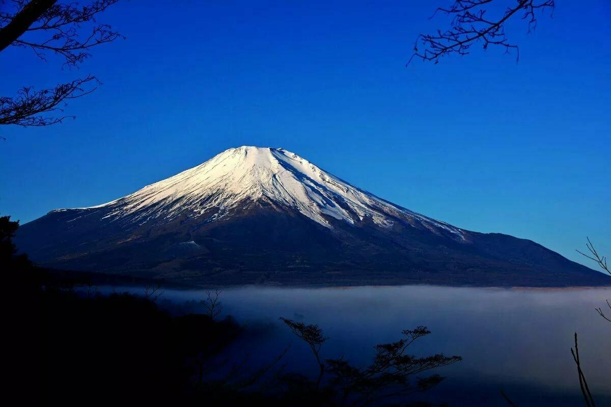 Картинка японские горы