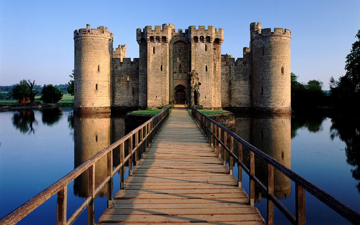 нашей картинка рыцарского замка в средние века меню