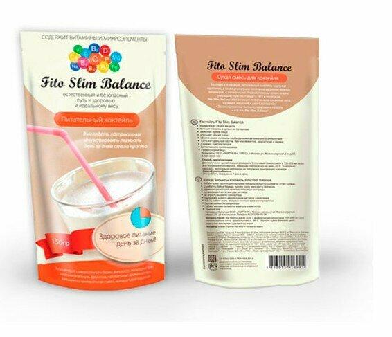 Fito Slim Balance - коктейль для похудения в Шарыпове