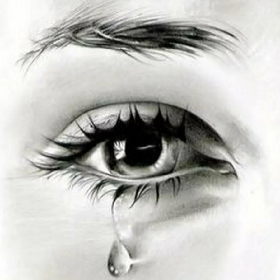 плачущий мужчина картинки карандашом