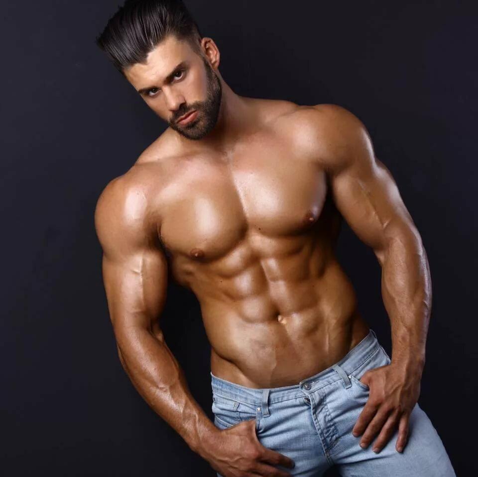 Gay muscle men fantasy